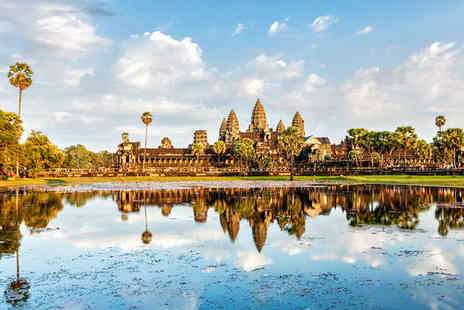 Wonders of Cambodia - Four or Five Star Private Tour of Cambodia - Save 88%