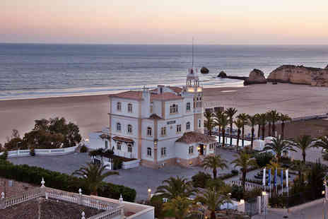Bela Vista Hotel & Spa - Five Star Adults Only Beachfront Hotel in Praia da Rocha - Save 43%