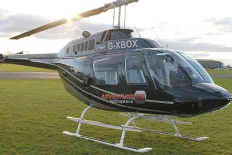 Adventure 001 - Winter skies helicopter tour for one or two - Save 58%
