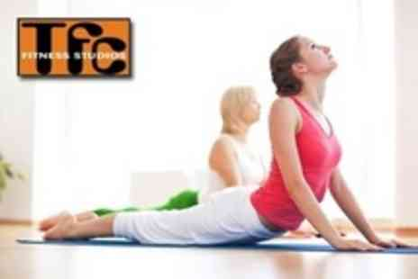 TFC Fitness Consultancy - Six Pilates Classes - Save 60%