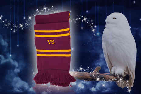 Treats on Trend - Personalised Gryffindor inspired scarf - Save 50%