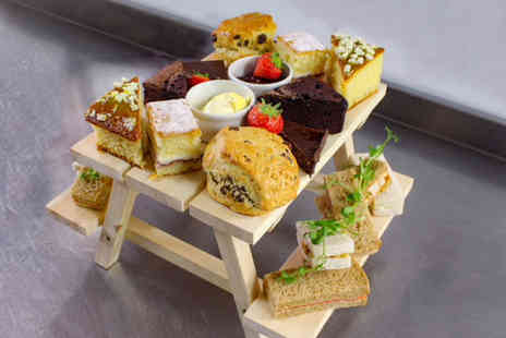Heart of England - Winter Pimms afternoon tea for two - Save 50%