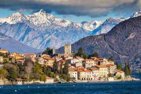 KPX Travel - Two or Four Nights Stay at B&B Hotel Como with Return Flights - Save 0%