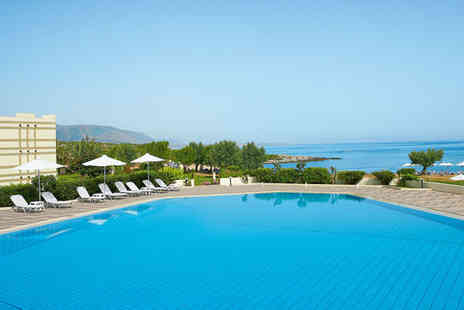 Grecotel Meli Palace - Four Star All Inclusive Stay in Relaxed Location - Save 50%