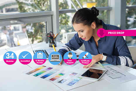 Trendimi - Accredited interior design with business strategy and accounting course - Save 96%