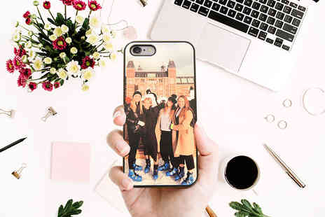 Great Photo Gifts - Personalised photo phone case - Save 40%