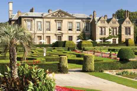 Coombe Abbey Hotel - Warwickshire mansion stay with dinner - Save 0%