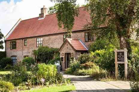 Ivy House Country Hotel - Suffolk country house stay with breakfast - Save 0%