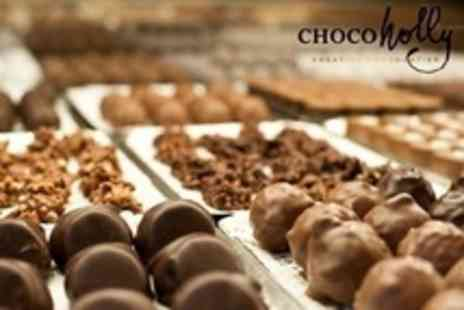 Chocoholly - Chocolate Making Workshop For Two With Truffles and Hot Chocolate - Save 63%