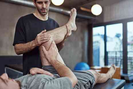 The Flying Physios - Two Physiotherapy Sessions with Consultation - Save 69%