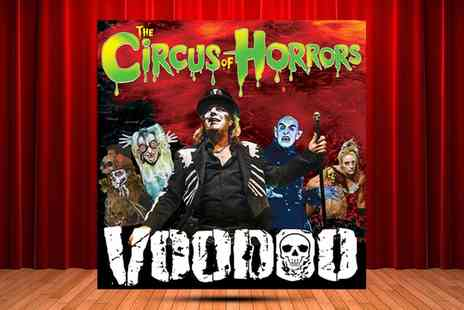 The Spa Pavilion Theatre - One or two tickets to The Circus of Horrors on 7 March 2018 - Save 46%