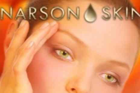 Narson Skin - Revolutionary Argan Oil Products - Save 59%