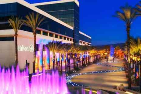 Hilton Anaheim - Anaheim Family Friendly Hotel Stay near Disneyland - Save 0%