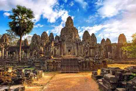 Crystal Travel - Twelve night Vietnam and Cambodia trip with Halong Bay overnight stay, flights and transfers - Save 21%