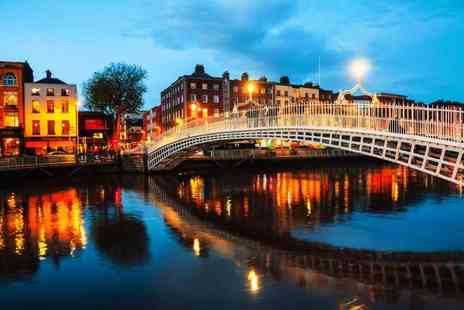 iFly Holidays - Two night Dublin city break with breakfast and flights - Save 40%
