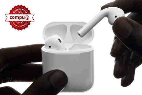 Compub - Pair of Apple AirPods wireless earbuds - Save 0%