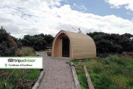 Gorsebank Glamping Village - Two night glamping stay for two - Save 46%