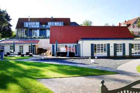 Fleesensee Resort & Spa - Two night suite stay with bubbly - Save 0%