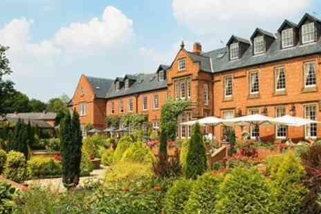 Nunsmere Hall Hotel - Cheshire 4 star getaway - Save 0%