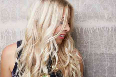 Maggie Style Hair & Beauty - Cut and Blow Dry with Full Head of Colour or Highlights - Save 49%