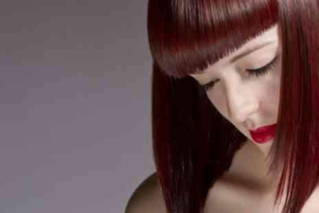 Mac Hair - Haircut with Finish and Conditioning with Optional Half Head Highlights or Full Head Colour - Save 64%