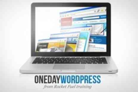 One Day WordPress - One Day WordPress Website Building Course For Two - Save 74%