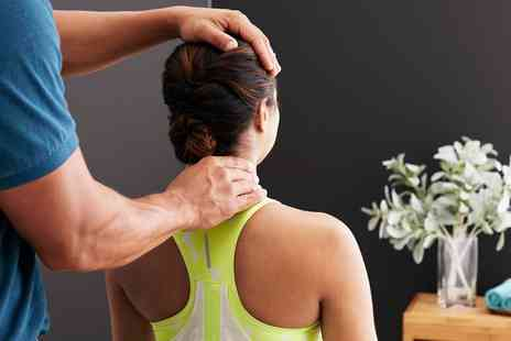 Crosby Chiropractic - Chiropractic Consultation, Examination and Two Treatments - Save 70%