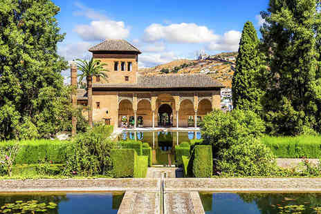 Cities of Andalusia - Fly and Drive Andalusia For Two - Save 33%