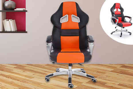 Dreams Living - High back office chair - Save 68%