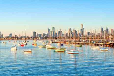 Cosmopolitan Hotel - Melbourne Beach Stay for 2 with Wine - Save 0%