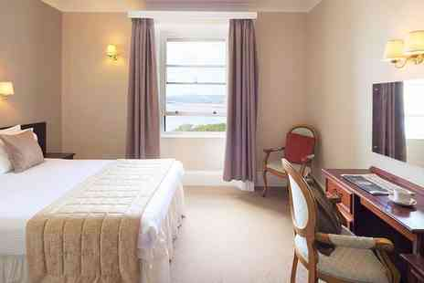 Royal Beacon Exmouth - One, Two or Three Night Stay for Two with Breakfast and £60 Dinner Credit on Each Day - Save 36%