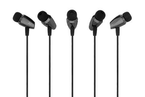 Groupon Goods Global GmbH - KitSound Euphoria Bluetooth Earphones  - Save 65%