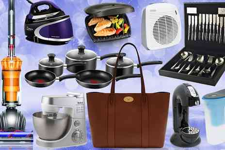 Groupon Goods Global GmbH - Kitchen Gadget Mystery Deal with a Chance to Receive Dyson Vacuum, Mulberry Handbag or Tefal Stand Mixer - Save 0%