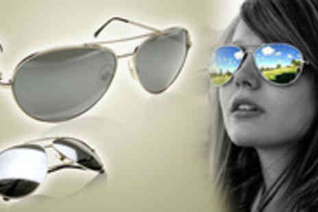 Silicon17 - Iconic Aviators for a cool and classic look - Save 57%