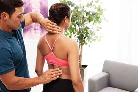 Sports Therapy Physio Rehab - One Hour Full Body Sports or Remedial Massage - Save 48%