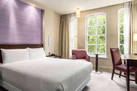 NH Kensington - Four Star Exclusive South West London Location Stay For Two - Save 77%