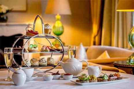 Podium Restaurant - Chocoholics afternoon tea for two or include a glass of Champagne each - Save 46%