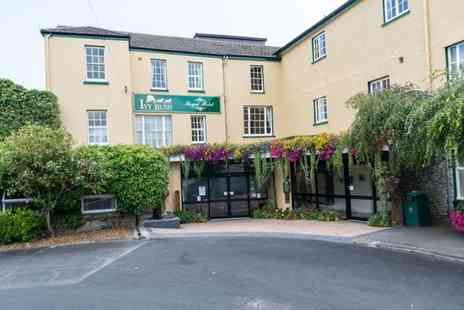The Ivy Bush Royal Hotel - One, two or three night break for two with a three course dinner and breakfast - Save 41%