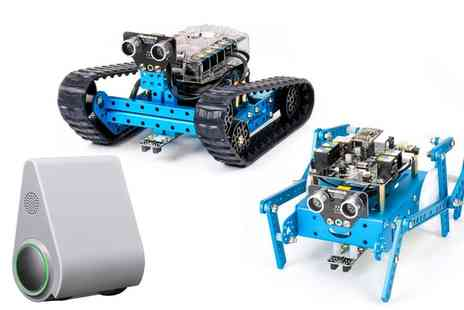 Groupon Goods Global GmbH - Makeblock mBot Robot Kits and Accessories Programming for Kids - Save 37%