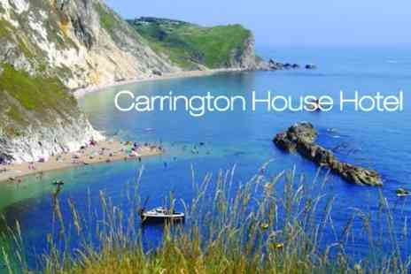 Carrington House Hotel - Two Night Stay For Two With Breakfast Plus Three Course Dinner - Save 59%