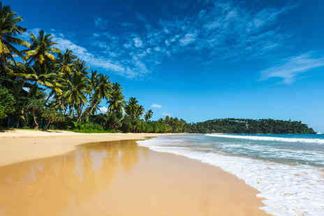Family Sri Lanka Tour with Beach Extension - Four Star 4 Night Tour and Blissful Beach Stay - Save 90%