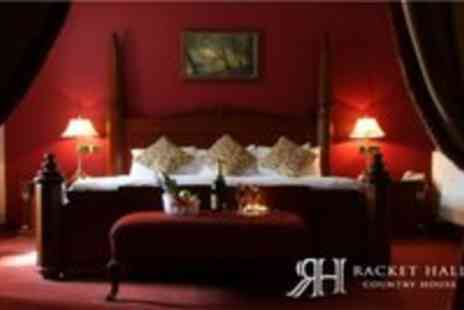 Racket Hall Country House Hotel - 2 Night Stay with Breakfast, Chocolates and Wine - Save 53%