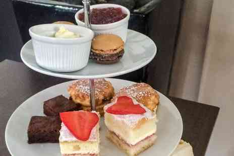 Durley Dean Hotel - Sparkling Afternoon Tea for Up to Four - Save 0%