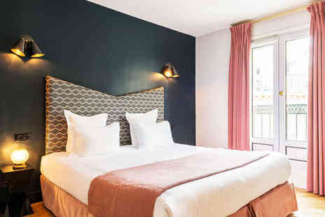 Maison Malesherbes - Three Star Stylish Hotel in Centre of the City For Two - Save 74%