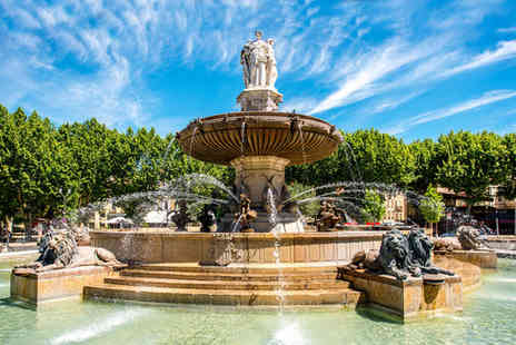 The Renaissance Hotel - Five Star Stylish Five Star Hotel in Magical Provence For Two - Save 70%