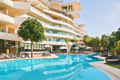 Senator Banus Spa Hotel - Five Star Adults Only Spanish Sunshine Retreat For Two - Save 36%