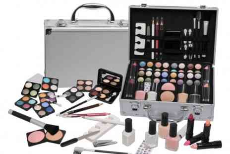 Ckent - 58pc Urban Beauty makeup set - Save 56%