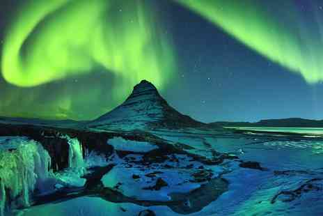 Weekender Breaks - Two to Five Nights Stay with Northern Lights Tour, Return Flights and Option for Other Tours - Save 0%
