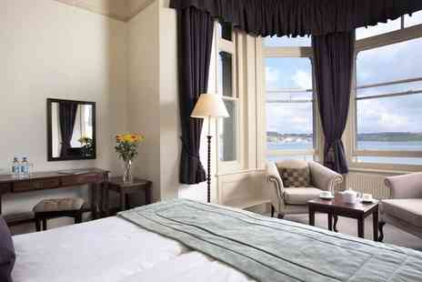 The Metropole Hotel - Luxury Stay for Two with Breakfast, AA Rosette Dinner and Leisure Access - Save 45%