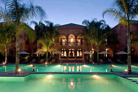 Palais Aziza & Spa - Five Star Luxury Moroccan Splendour - Save 53%